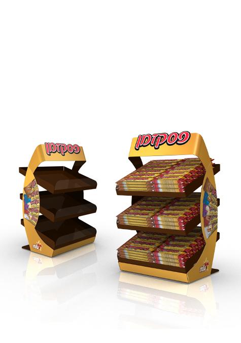 מתקני תצוגה לממתקים